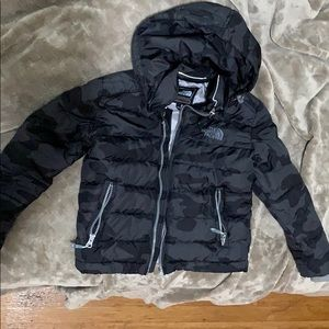 The north face coat for 5 years old boy